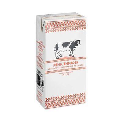 Молоко Щелковское ультрапастеризованное питьевое 3,2%