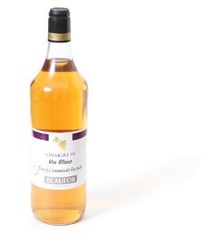 Уксус Beaufor винный белый 7%, FR