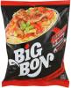 Лапша Big Bon Говядина + соус Томатный с базиликом Быстрого приготовления