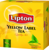 Чай черный Lipton Yellow Label 100 пакетов