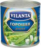 Зелёный горошек VILANTA 420г х 12 Молдова