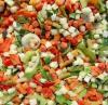 Смесь Лечо овощная замороженная, 10 кг., гофроящик
