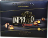 Конфеты Impresso Chocolate Подарочный набор черный