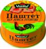 Паштет из мяса птицы,  Hame, 117 гр., ж/б