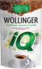 Кофе Wollinger IQ растворимый с добавлением молотого