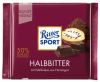 Шоколад тёмный Ritter Sport с элитным какао из Никарагуа