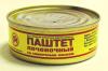 Паштет Йошкар-Олинский МК печеночный со сливочным маслом, 117 гр., ж/б