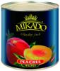 Персики Mikado половинки в сиропе