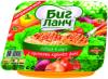 Лапша быстрого приготовления Биг Ланч в соусе с кусочками куриного филе