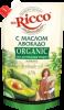 Майонез с маслом Авокадо MR.RICCO 400 мл., флоу-пак в дозатором