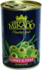 Оливки зеленые Mikado без косточки