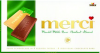 Шоколад Merci Лесной орех и миндаль