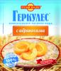 Каша овсяная с абрикосами Русский продукт Геркулес, 35 гр., дой-пак