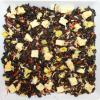 Чай черный яблочный штрудель ZellWell, 100 гр., пакет из триплекса