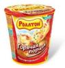 Пюре Роллтон картофельное с говядиной и хрустящими сухариками, 55 гр, ПЭТ