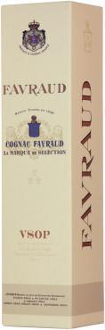 Коньяк Фавро VSOP в подарочной упаковке, Франция
