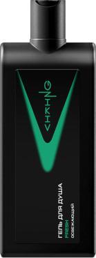Гель для душа освежающий Viking Fresh, 300 мл., пластиковая бутылка