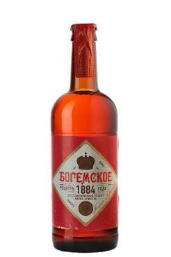 Пиво светлое 5% Томское пиво Богемское Рецепт 1884 года