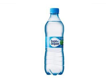 Вода BonAqua питьевая негазированная,330 мл.,ПЭТ