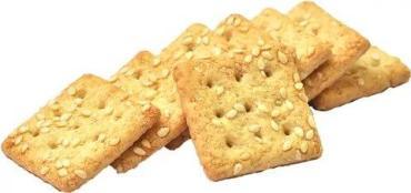 Печенье Золотой Пекарь с Кунжутом 2 кг.