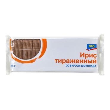 Ирис Aro со вкусом шоколада