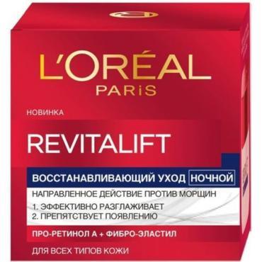 Крем L'Oreal Revitalift ночной
