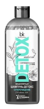Мицеллярный Шампунь-детокс для волос Belkosmex Detox
