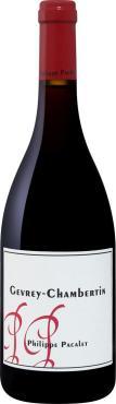 Вино 12,5 % 2014 года красное сухое Philippe Pacalet Gevrey-Chambertin AOP, Франция, 750 мл., стекло