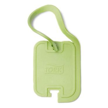 Твердый освежитель воздуха, цитрусовый, 20 шт., Tork Universal A2, 1,02 кг., пластиковая упаковка