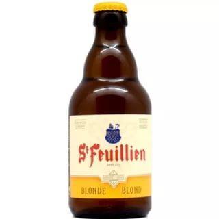 Пиво St-Feuillien Blonde