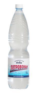 Вода Петровская минеральная питьевая негазированная