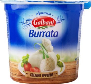 Сыр Dоlcelatte Буррата