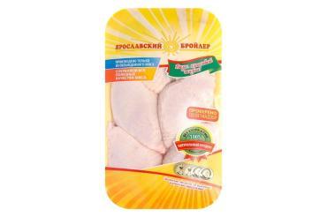 Бедрышки для жарения (БП) охлажденные, Ярославский бройлер, 13,5 кг., большой пакет
