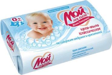 Мыло детское Мой Малыш, 100 гр., бумажная упаковка