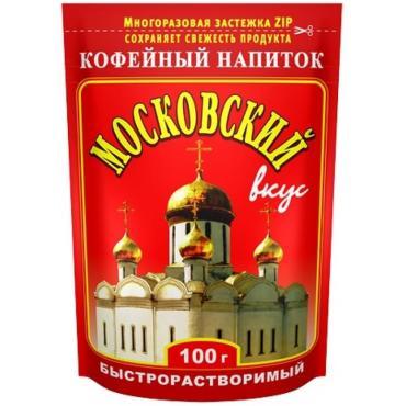 Напиток кофейный Здоровье Московский вкус