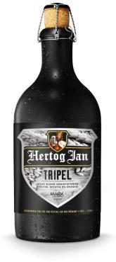 Пиво Hertog Jan Tripel светлое нефильтрованное 8,5%