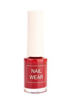 Лак для ногтей The Saem Nail Wear #80 rose burgundy