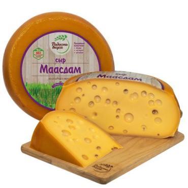 Сыр Маасдам 45% Радость Вкуса