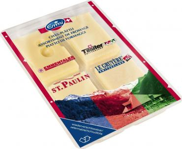 Сыр Emmi Коллекция из 4 сыров