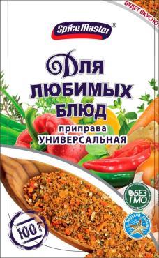 Приправа Spice Master Для любимых блюд универсальная