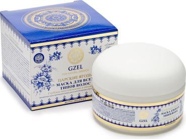 Маска Gzel для всех типов волос Царские ягоды