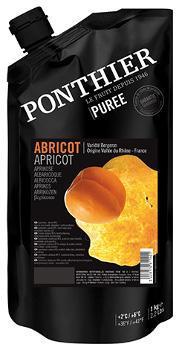 Пюре Ponthier Абрикос охл., FR