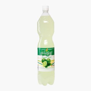 Газированный напиток Аквадар Сокосодержащий Лимон-лайм
