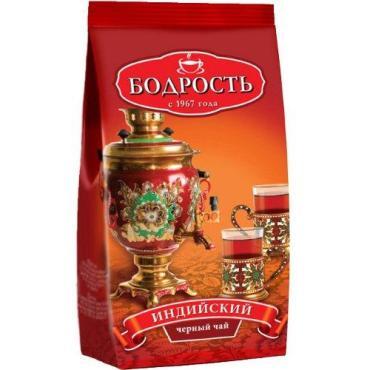 Чай Бодрость черный байховый гранулированный