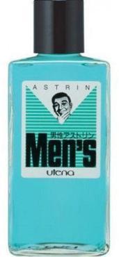 Лосьон для лица Utena mens освежающий с охлаждающим эффектом