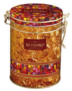 Чай Betford Янтарь ОРА черный