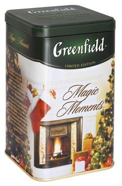 Чай черный Greenfield Magic Moments Листовой