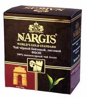 Чай Nargis Высокогорный черный