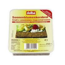 Хлеб Delba с семенами подсолнечника