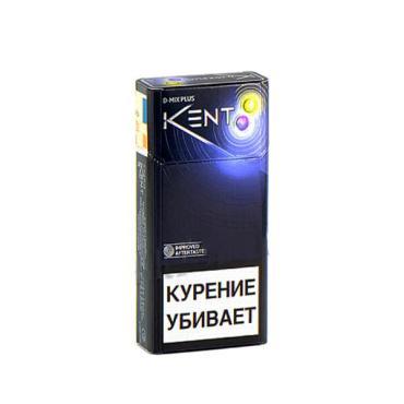 Сигареты с фильтром, 20 шт., Kent, D-Mix Plus, картонная пачка
